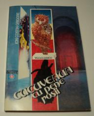 Cucuveaua cu pene rosii, Ion Costin Grigore, 1994 foto