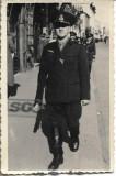 Fotografie ofiter roman decorat Crucea de fier al doilea razboi mondial