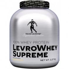 Kevin Levrone, Levro Whey Supreme, 2200 g