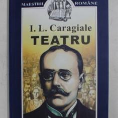 TEATRU de I. L. CARAGIALE , 2007