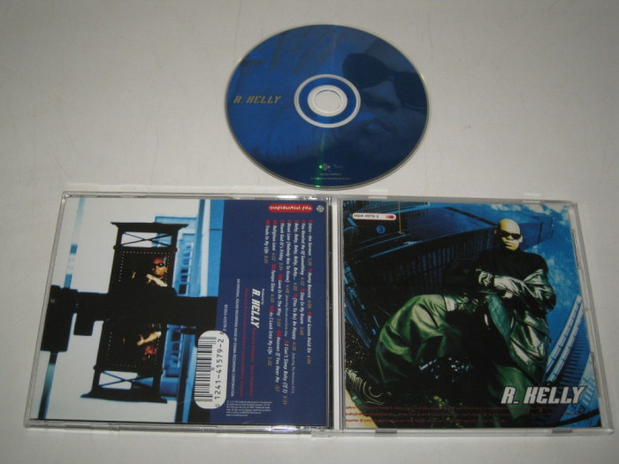 R. Kelly - R. Kelly CD original 1995 Comanda minima 100 lei