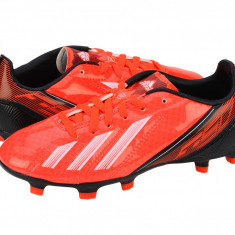 Ghete fotbal copii Adidas F10 TRX FG J infred-runwht-black Q33871, 37 1/3, 38, 38 2/3, Rosu