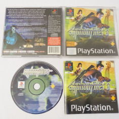 Joc Sony Playstation 1 PS1 PS One - Syphon Filter 3