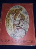 Carte veche de povesti/Copii 1987,BASMELE ROMANILOR,T.GRATUIT