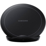 Incarcator Wireless Samsung EP-N5105TB Charger Stand TA Fast Charge 9W Black