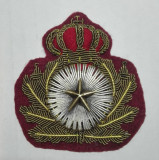 Emblema de cascheta ( coifura, sapca) general WW2