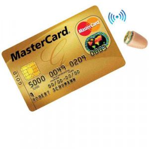 Card GSM iUni Spy C5, cu microcasca Japoneza nedetectabila