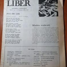 revista clujul liber 20 ianuarie 1990