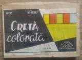 Cutie creta colorata Pionier 12 Culori