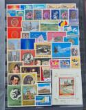 B0034 - Lot timbre Romania,neuzate,perfecta stare,serii complete - pret redus