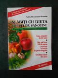 ANITA HESSMANN-KOSARIS - SLABITI CU DIETA GRUPELOR SANGUINE