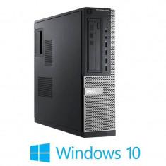 Calculatoare refurbished Dell OptiPlex 7010 DT, Quad Core i5-3470, Win 10 Home