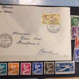 RRR_Lot timbre Elvetia_2 + plic  CAT. peste 250€