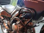 Crash Pad RD Moto capacul motorului gmole SUZUKI DL 1000 2002-, RDM-CF27KD