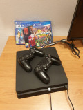 PS4 slim 500 Gb cu 2 controllere dual schock