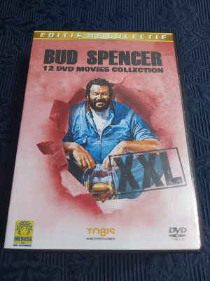 Bud Spencer - Colectie 12 DVD - Subtitrate in romana foto