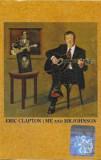 Caseta Eric Clapton – Me And Mr Johnson, originala, Casete audio