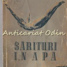 Sarituri In Apa - Alexandru Lascu - Tiraj: 5100 Exemplare