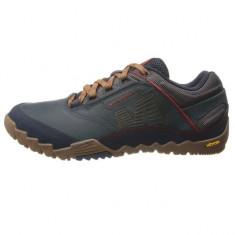 Pantofi Bărbați Outdoor Piele Merrell Annex, 43.5, 46, Albastru