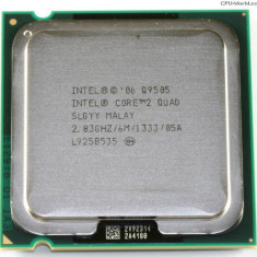 Procesor Intel Core2 Quad Q9505 2.83 GHz