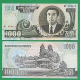 = COREA DE NORD - 1000 WON - 2006 - UNC   =