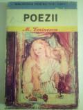 Biblioteca pt toti copiii Poezii. M. Eminescu