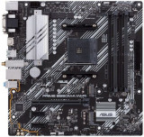 Placa de baza ASUS PRIME B550M-A WI-FI, AMD B550, AM4, mATX