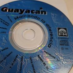 ORQUESTRA GUAYACAN - MARCANDO LADIFERENCIA  - CD