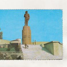 bnk cp Sfantu Gheorghe - Monumentul ostasului roman - necirculata - marca fixa