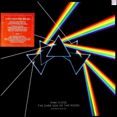 Pink Floyd Dark Side of the Moon Immersion Deluxe Box (3cd+2dvd+bluray)