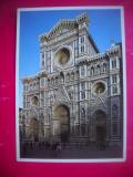 HOPCT 67947  CATEDRALA FIRENZE/FLORENTA   -ITALIA-NECIRCULATA