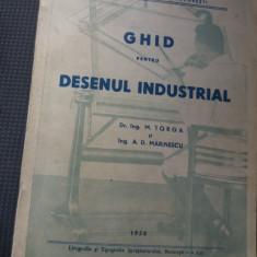GHID PENTRU DESENUL INDUSTRIAL  D IORGA,A D MARINESCU