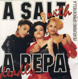 CD - Salt-N-Pepa* – A Salt With A Deadly Pepa