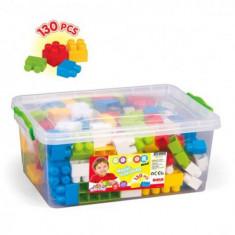 Cutie Depozitare cu 130 de Cuburi