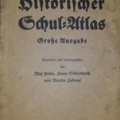 HISTORISCHER ATLAS , ATLAS - SCHUL - PUTZGERS