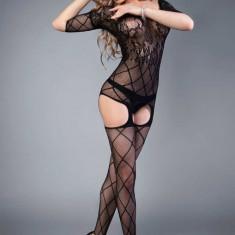 Bodysuit with stockings