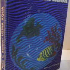 UZINA AQUA, COPERTA SI ILUSTRATIILE de DUMITRU IONESCU, 1983