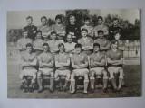 Rara! Fotografie echipa de fotbal Dinamo Bucuresti sezonul 1969-1970, Alb-Negru, Sport, Romania de la 1950