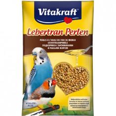 Vitamine perusi Lebertran, 20gr, Vitakraft
