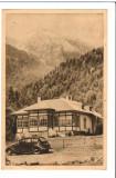 CPI B 10991 CARTE POSTALA - BUSTENI. CABANA DIN VALEA CERBULUI, RPR, Circulata, Fotografie