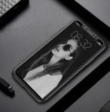 Cumpara ieftin Husa protectie 360 pentru Iphone 6 Plus, silicon, negru, Gonga