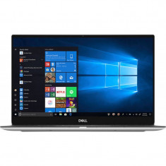 Laptop Dell XPS 13 9380 13.3 inch Ultra HD Touch Intel Core i7-8565U 16GB DDR3 512GB SSD FPR Windows 10 Pro Silver 3Yr On-site