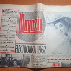 magazin 1 decembrie 1962-art. si foto cartierul cotroceni,art. satic,jud. arges