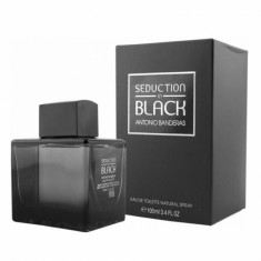 Apa de toaleta Barbati, Antonio Banderas Black Seduction, 200ml