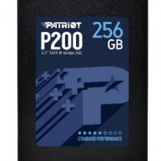 SSD Patriot P200, 256GB, 2.5inch, SATA III