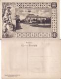 Bucuresti- Leporello-10 minicards -rara