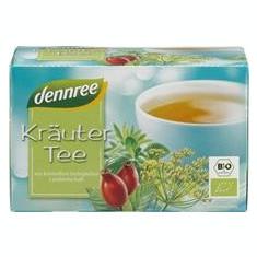 Ceai din Plante Bio 30gr Dennree Cod: 481397