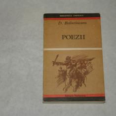 Poezii - D. Bolintineanu - Editura Eminescu - 1971
