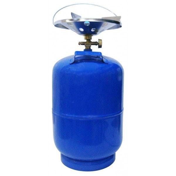 Butelie voiaj 5L + Arzator