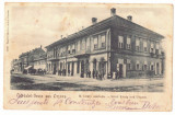 4551 - ORSOVA, Market, Romania - old postcard - used - 1900